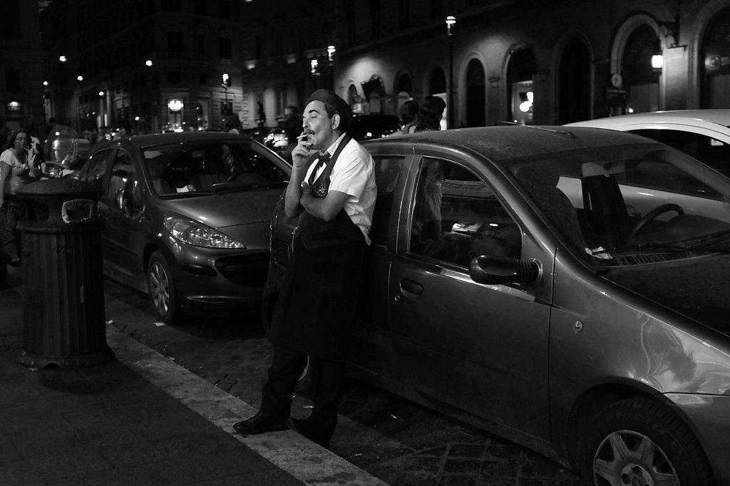 Series: The Italian Affair I